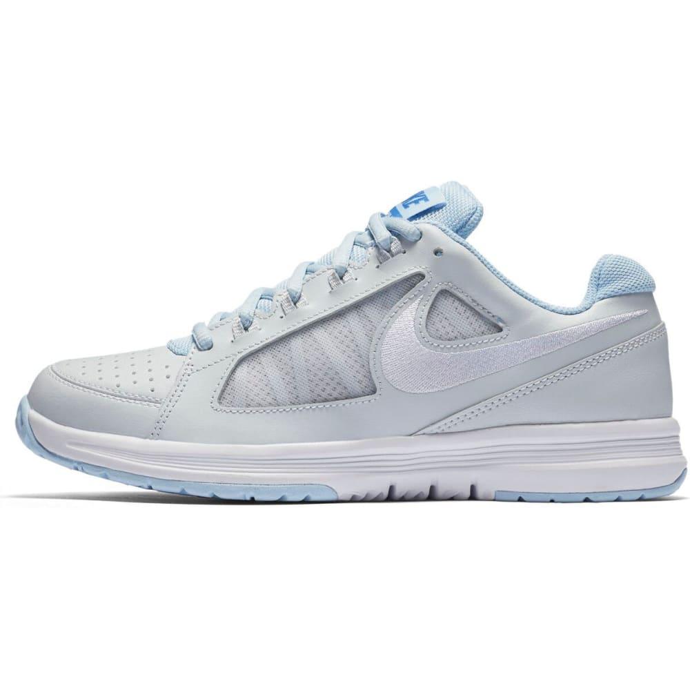 NIKE Women's Air Vapor Ace Training Shoes - PURE PLAT/COMET BLU