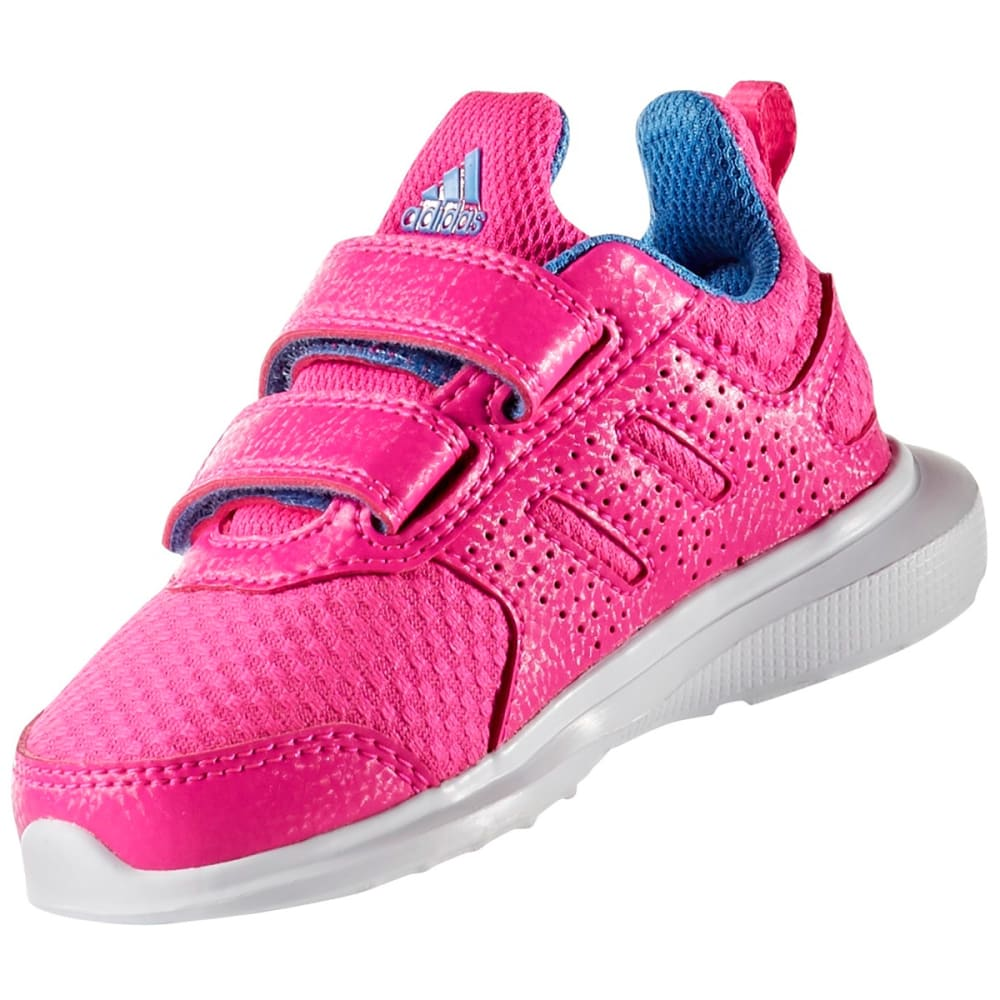ADIDAS Infant Girls' Hyperfast 2.0 Shoes - PINK/BLUE