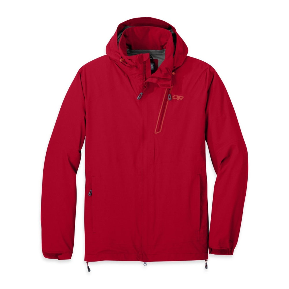 OUTDOOR RESEARCH Men's Valley Jacket - AGATE