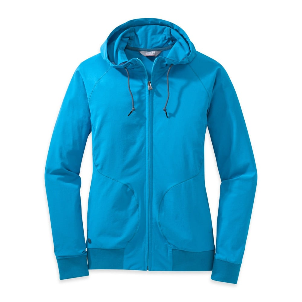 OUTDOOR RESEARCH Women's Ferrosi Metro Hoody - OASIS/NIGHT