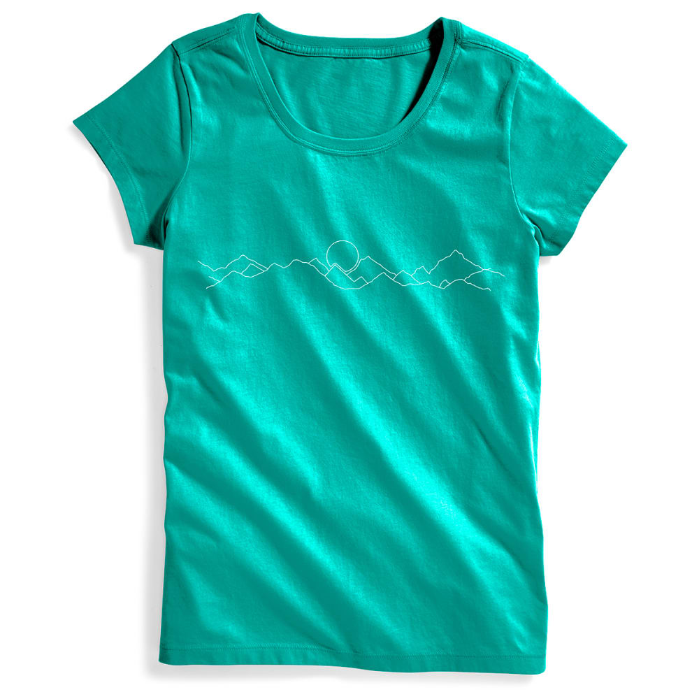 EMS Women's EMS EM(ountain)S Graphic Tee - COLUMBIA