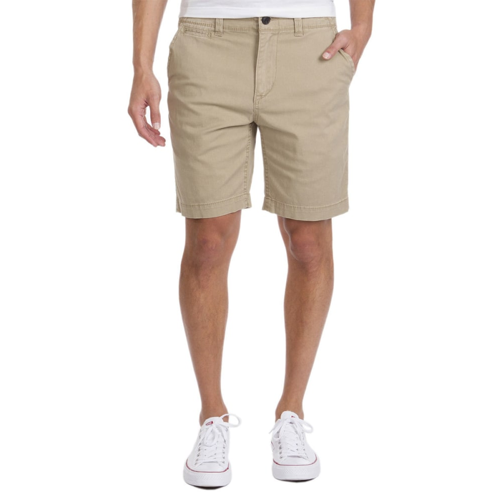 UNIONBAY Guys' Fenton Stretch Chino Shorts - GRAIN-259Y