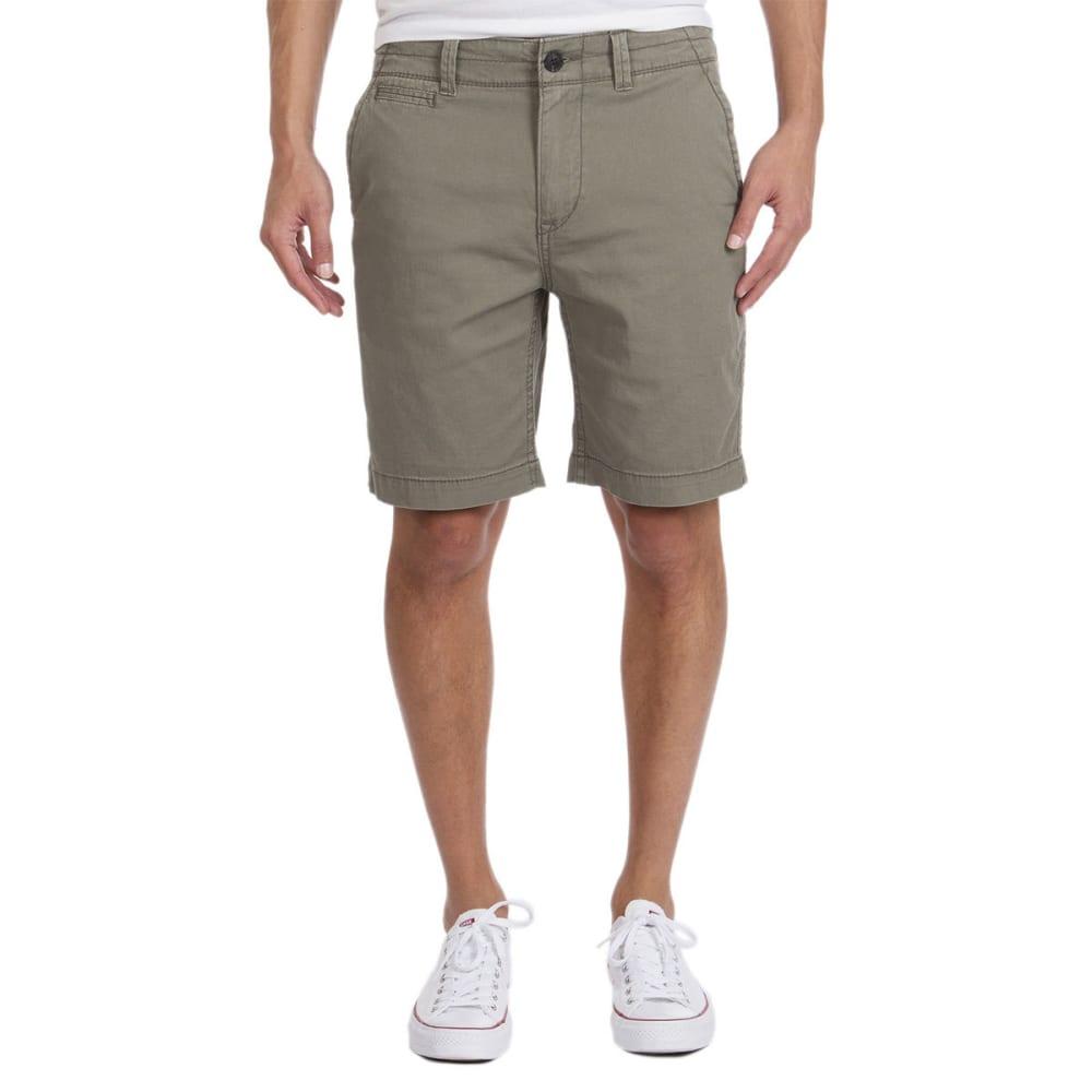 UNIONBAY Guys' Fenton Stretch Chino Shorts 30