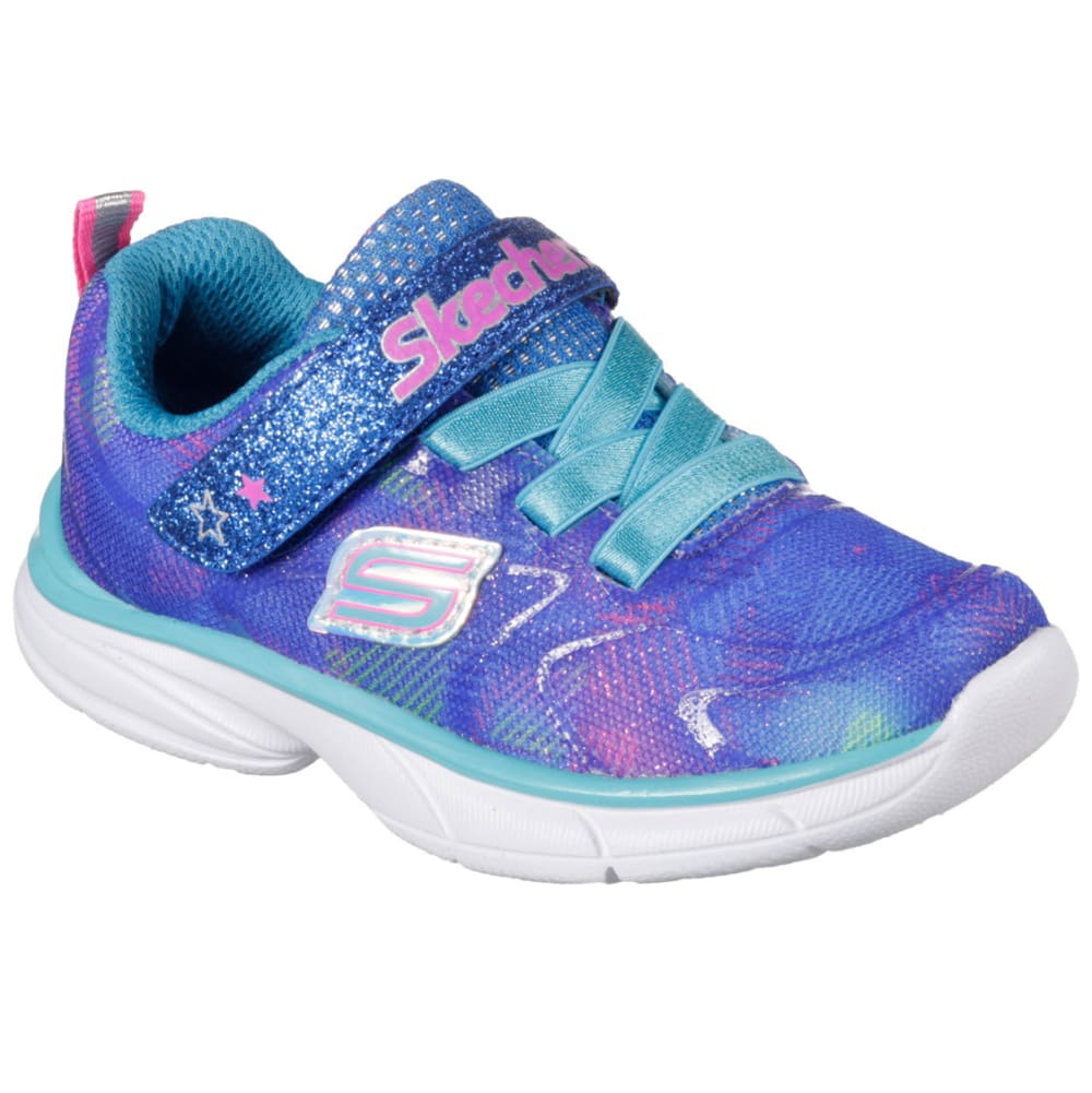 SKECHERS Girls' Spirit Sprintz-Rainbow Raz Shoes - RAINBOW RAZ