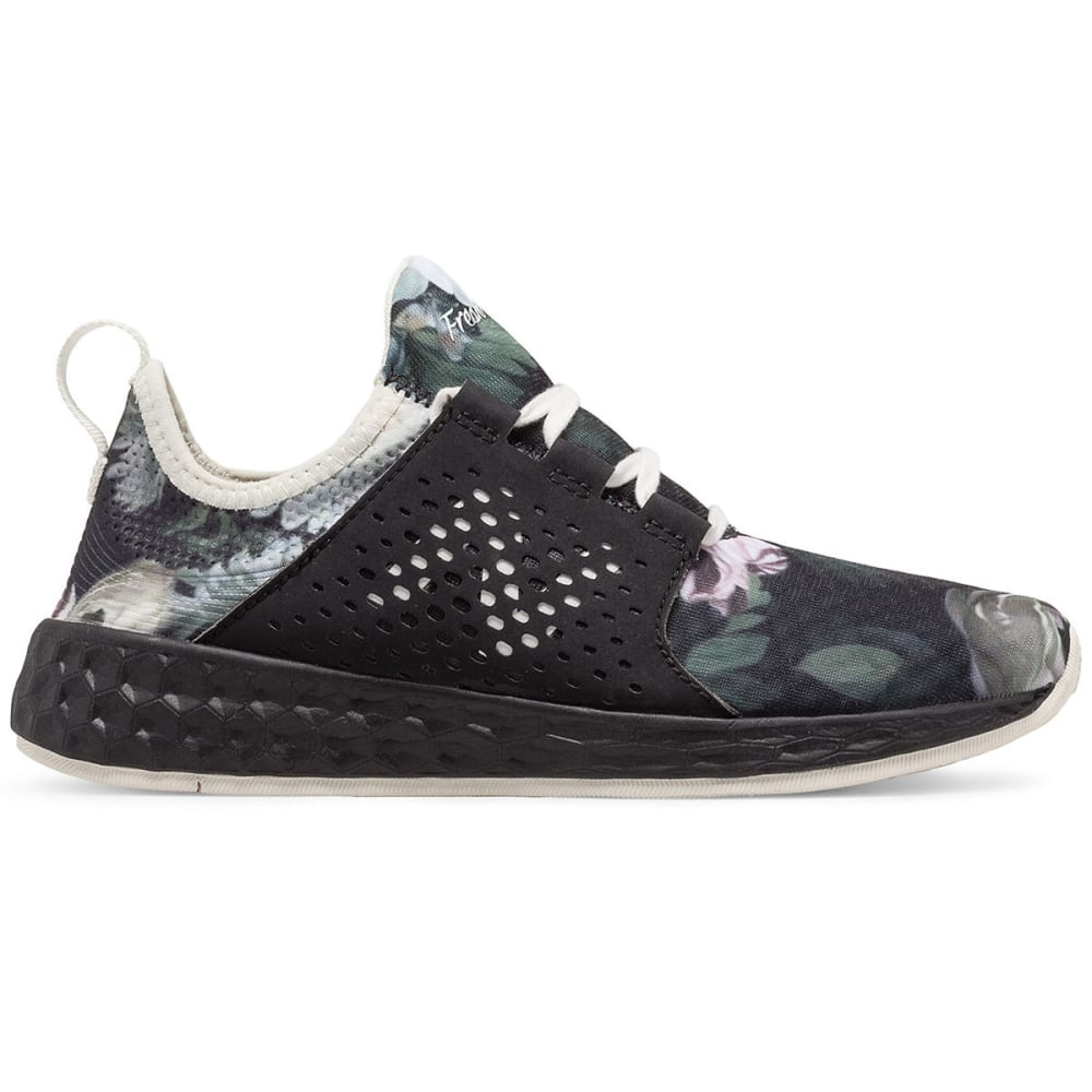 NEW BALANCE Women's Fresh Foam Cruz Running Shoes, Floral Print - FLORAL