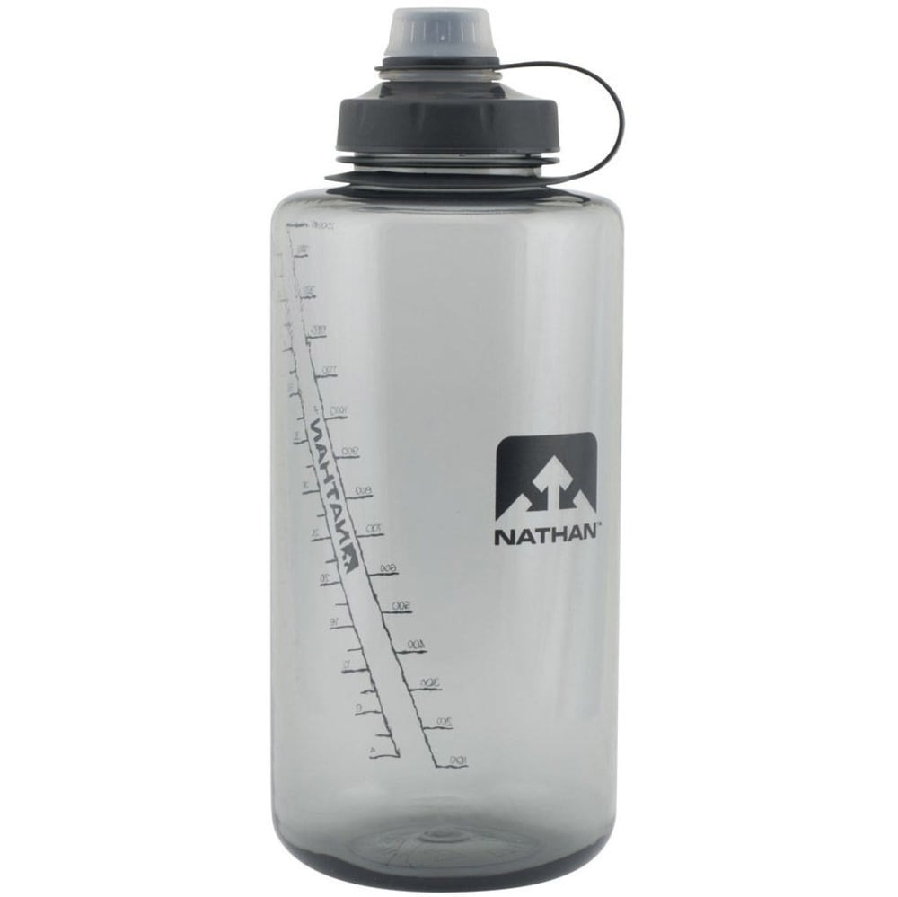 NATHAN 1.5L SuperShot Water Bottle - GREY