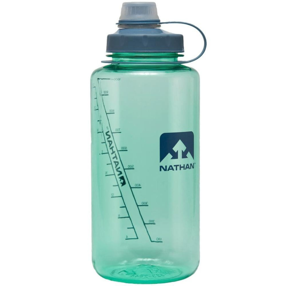 NATHAN 1.5L SuperShot Water Bottle - ATOMIC BLUE