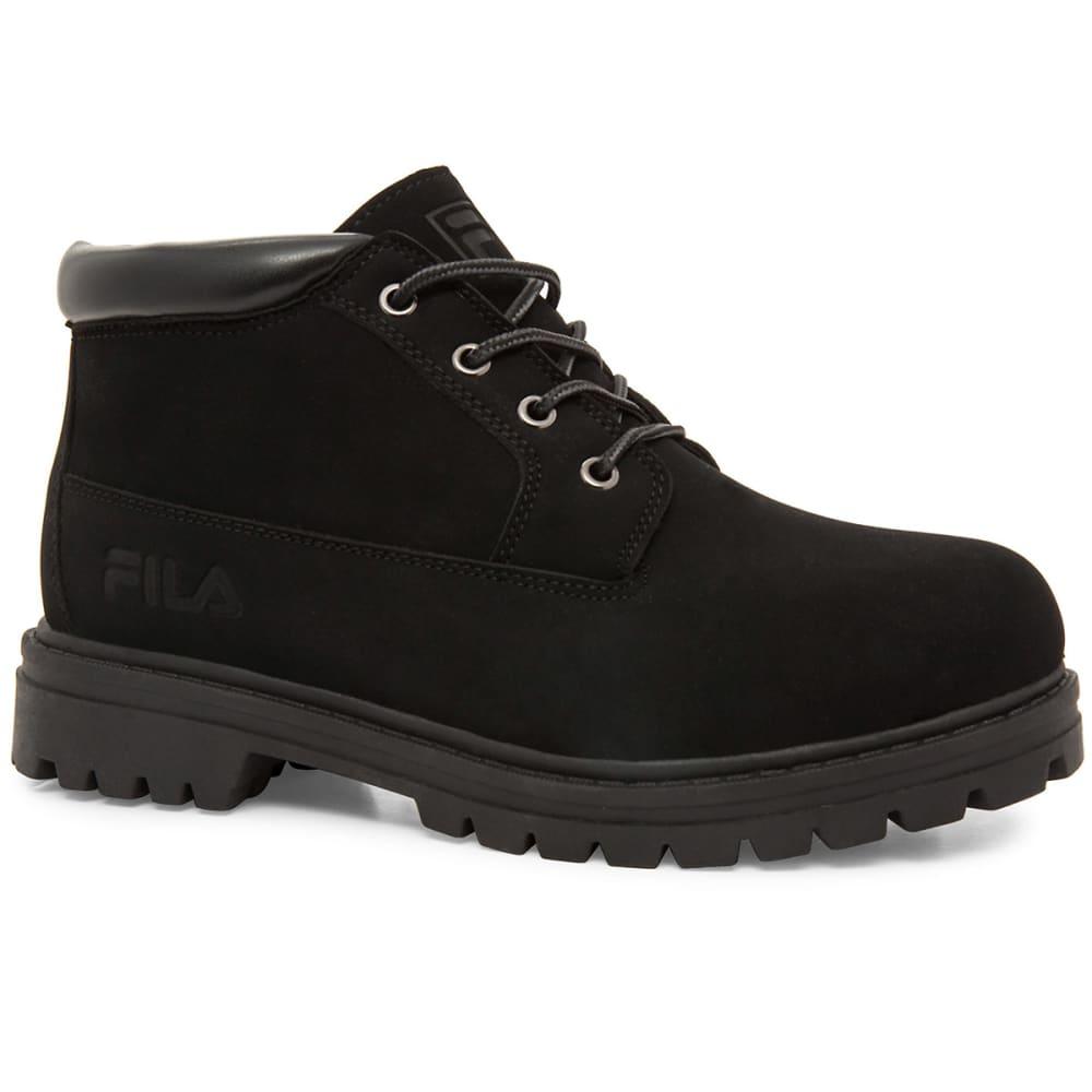 FILA Women's 6 in. Luminous Boots - BLACK