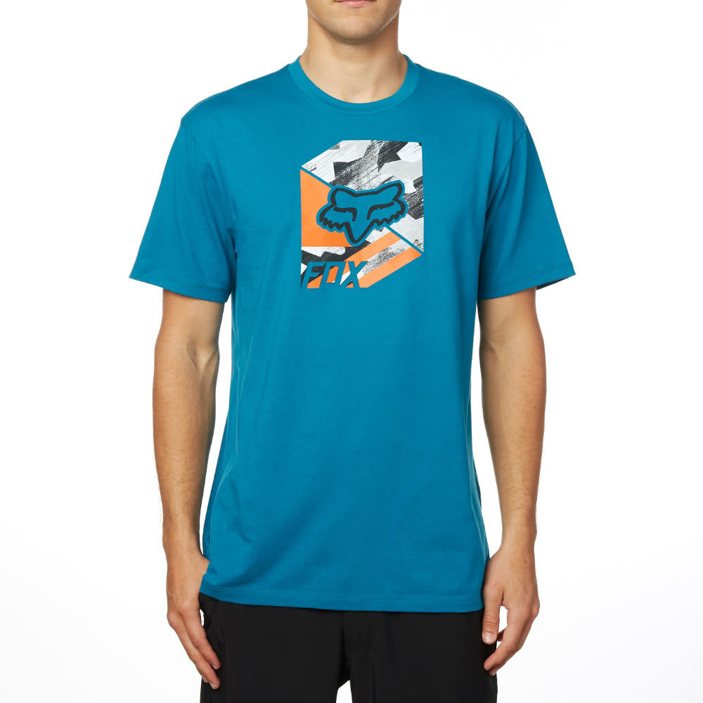 FOX Guys' Dust Storm Short-Sleeve Tee - REEF-551