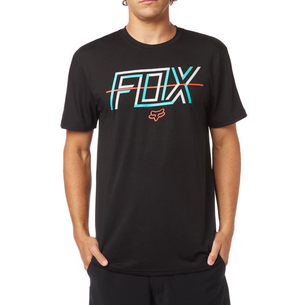 FOX Guys' Passee Tech Short-Sleeve Tee - BLACK-001