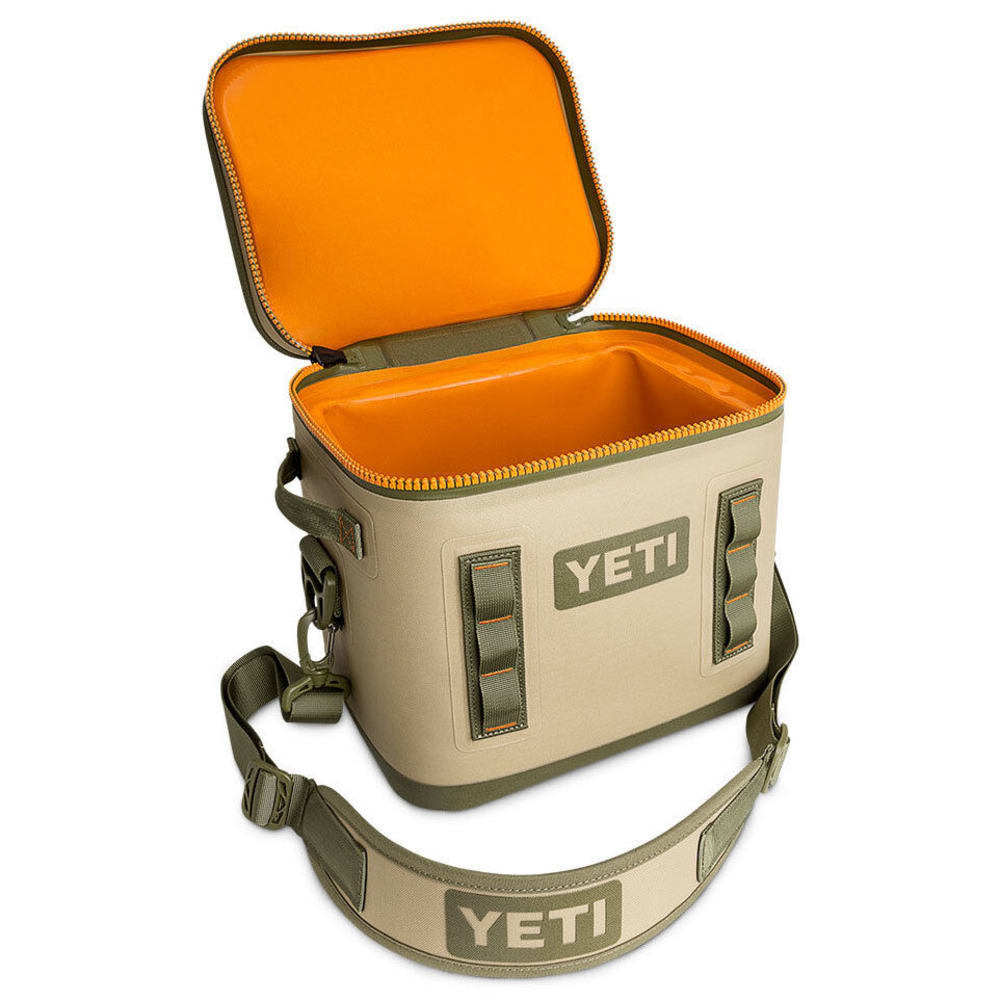 YETI Hopper Flip 12 Soft Cooler - FIELD TAN