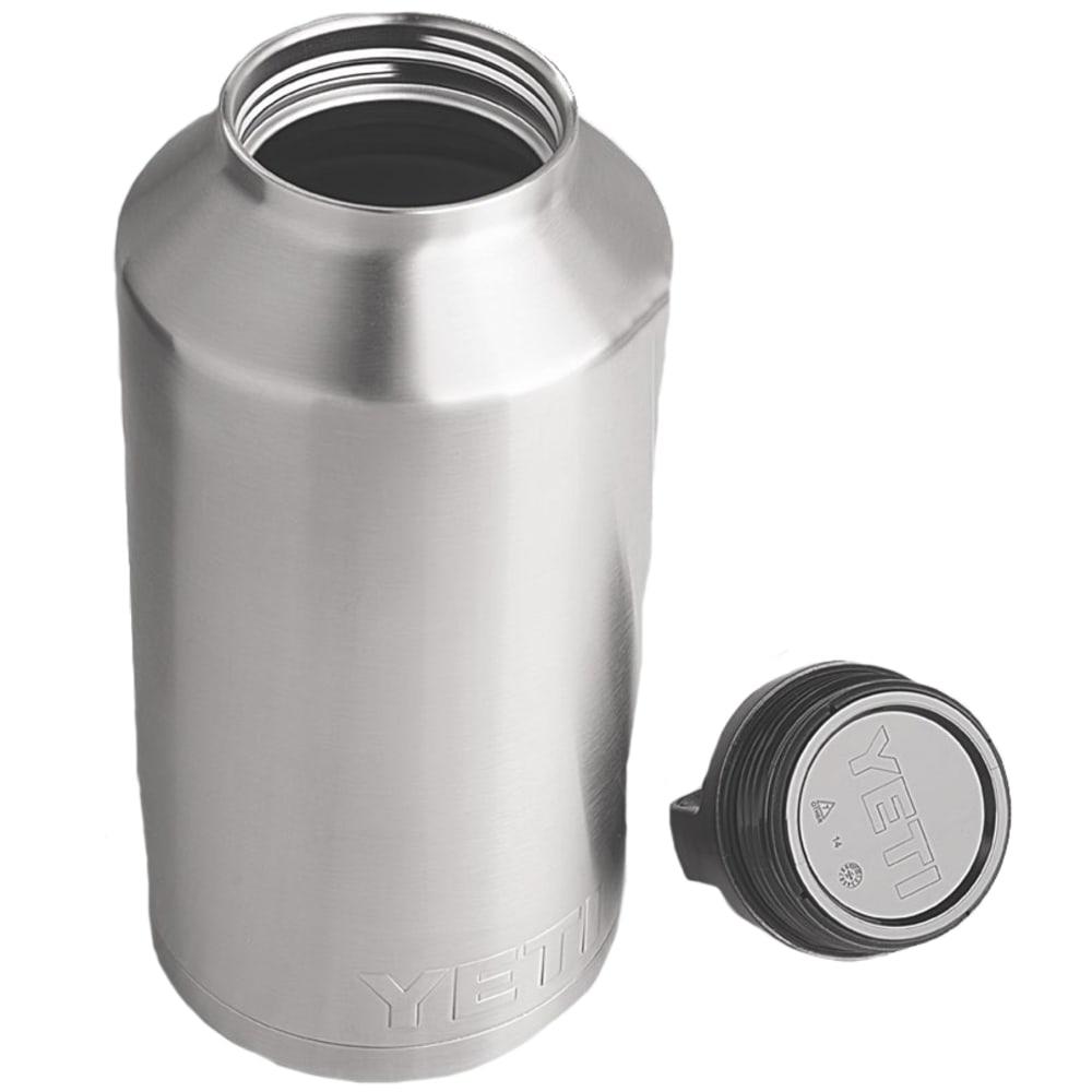 YETI 64 oz. Rambler Bottle - STAINLESS STEEL