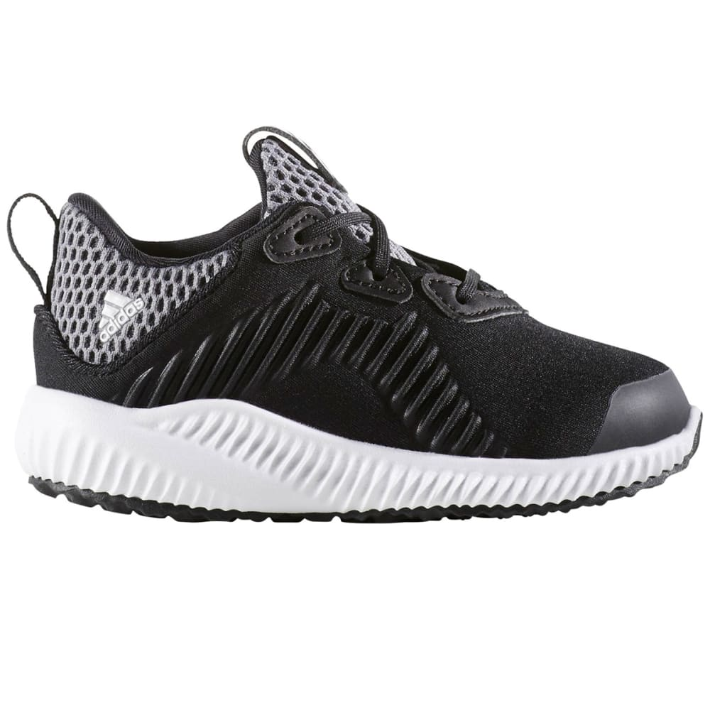 Adidas Toddler Boys Alphabounce Shoes - Black, 4