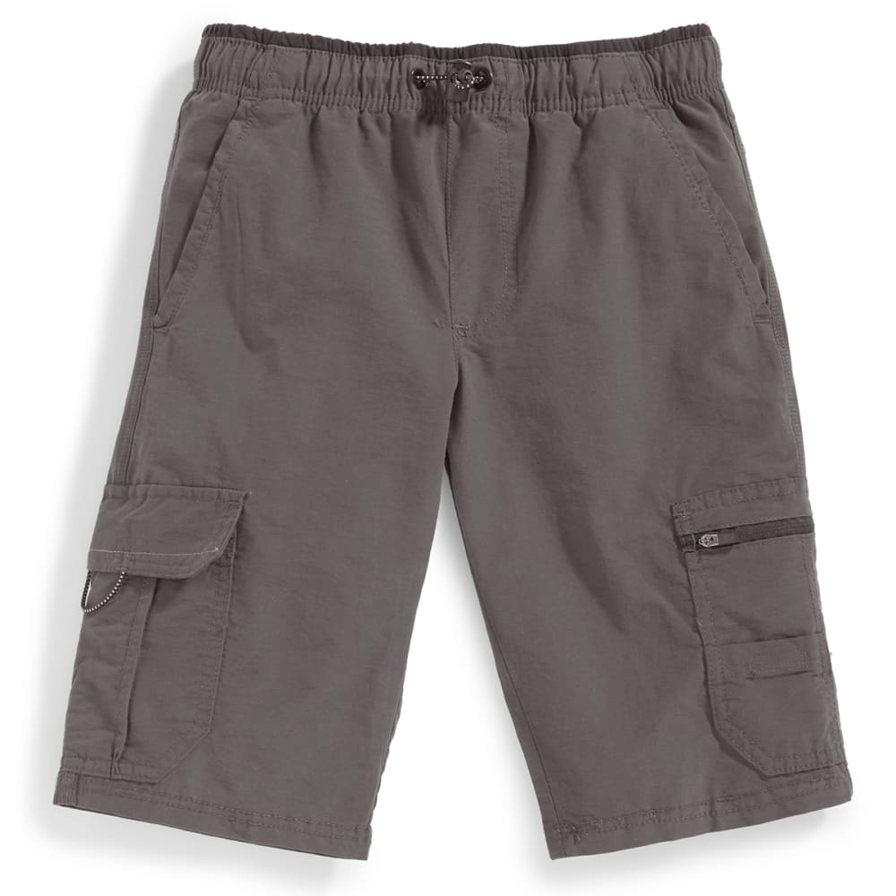 OCEAN CURRENT Boys' Runner Bungee Waist Shorts S