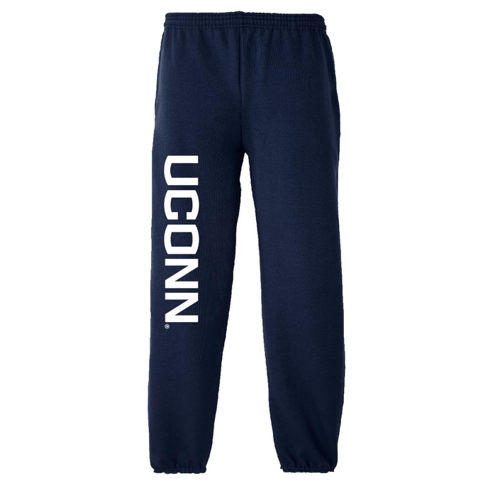 UCONN Men's Sweatpants - NAVY