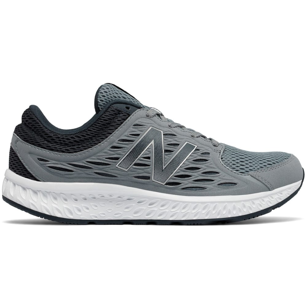NEW BALANCE Men's 420 Runner Running Shoes, Silver - SILVER
