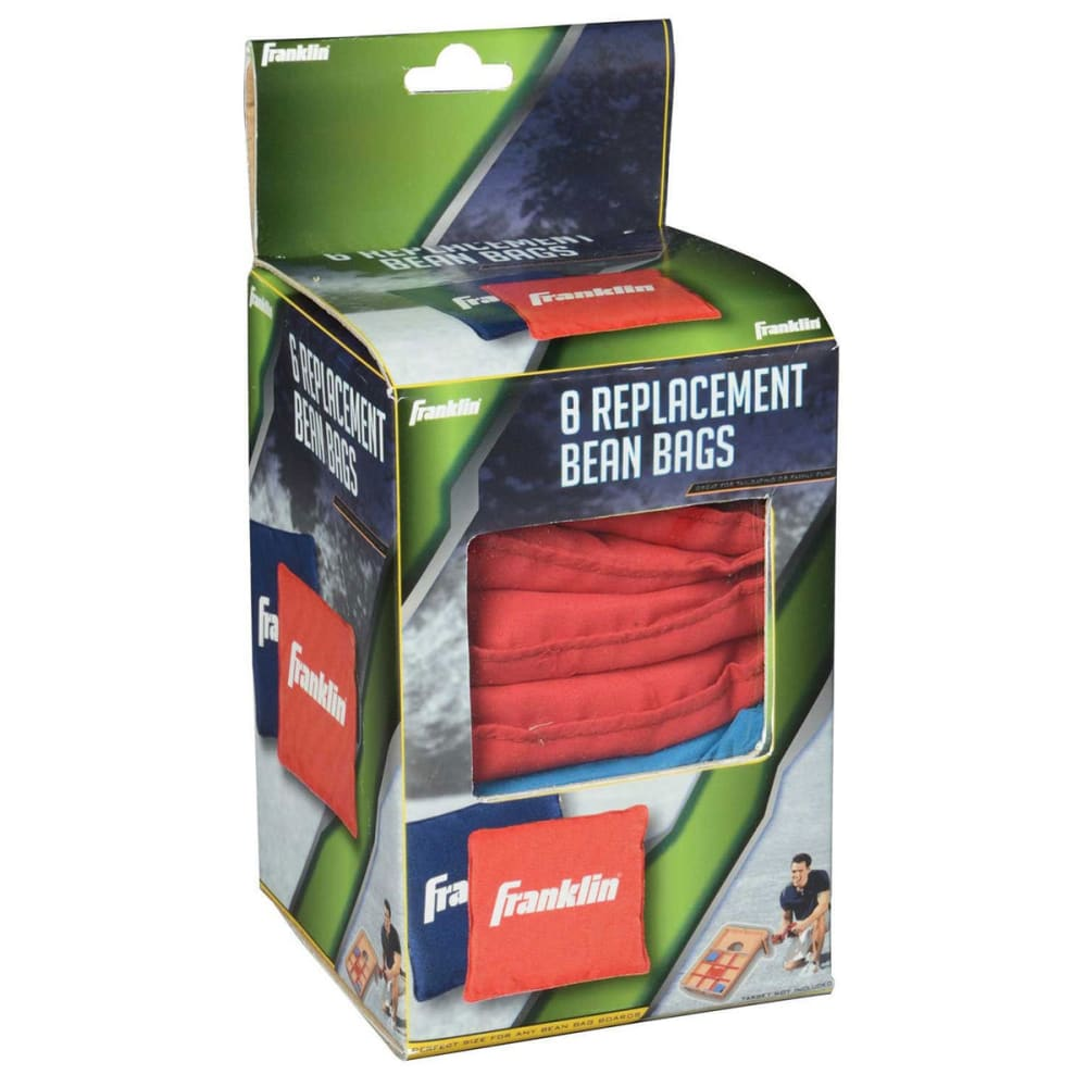 FRANKLIN 4 in. Replacement Bean Bags, Set of 8 - NO COLOR