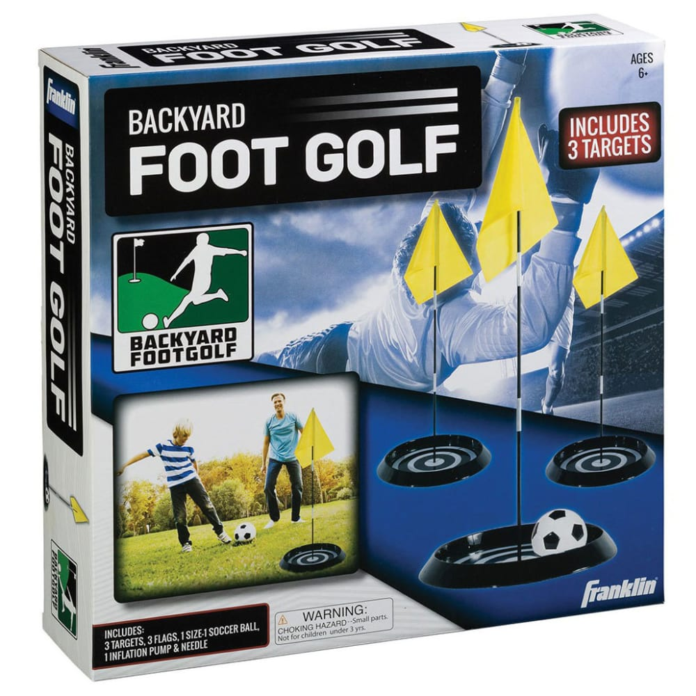 FRANKLIN Backyard Foot Golf - NO COLOR