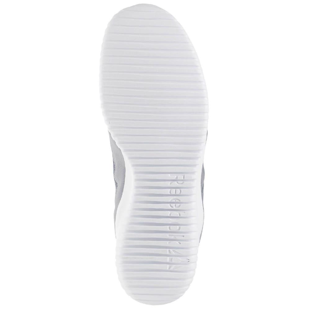 REEBOK Women's Skycrush Evolution Lux Sneakers, Asteroid Dust/White - GREY
