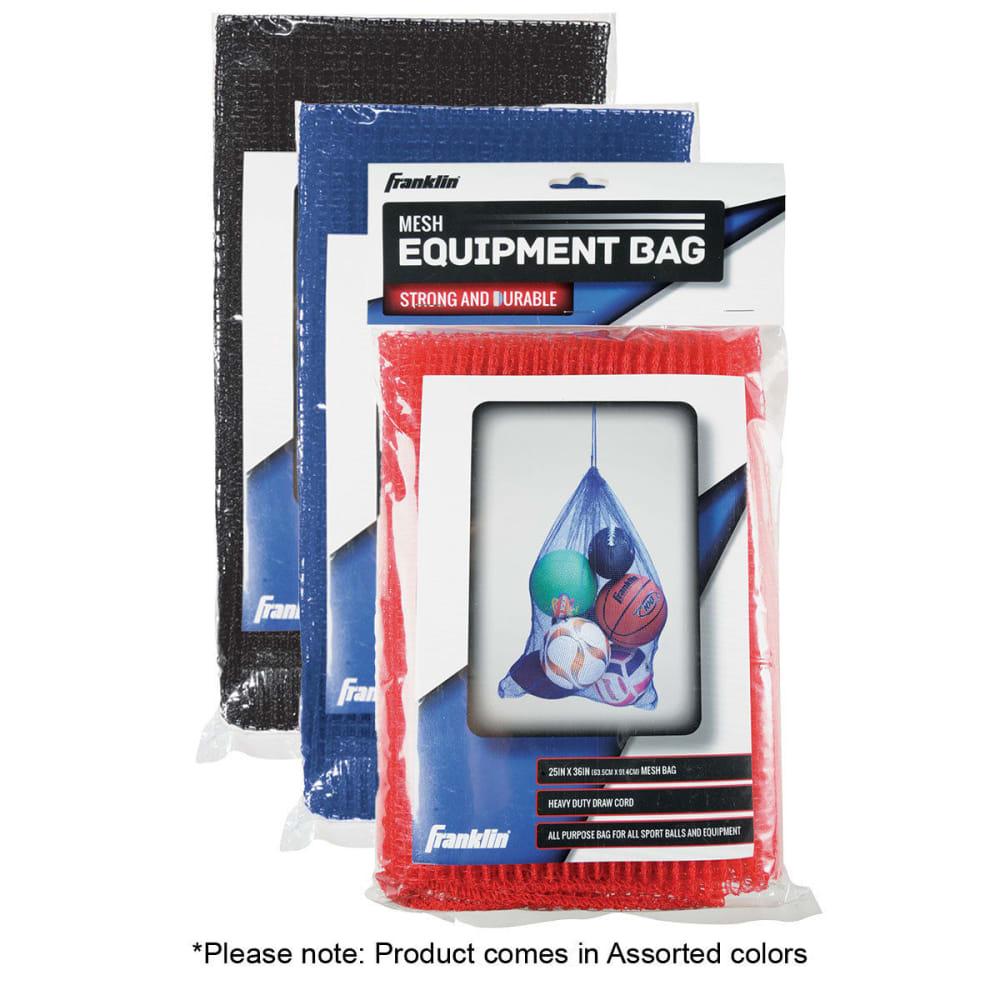 FRANKLIN Mesh Sports Equipment Bag - ASSORTED