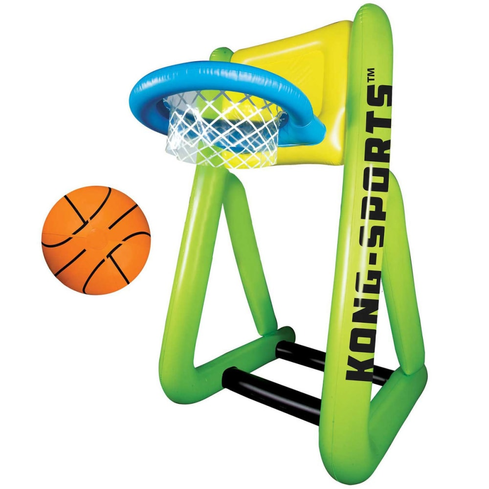 FRANKLIN Kong Sports Basketball Set - NO COLOR