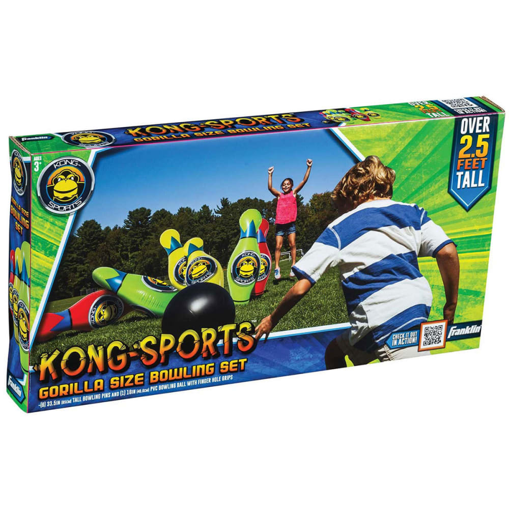 FRANKLIN Kong-Air® Bowling Set - NO COLOR
