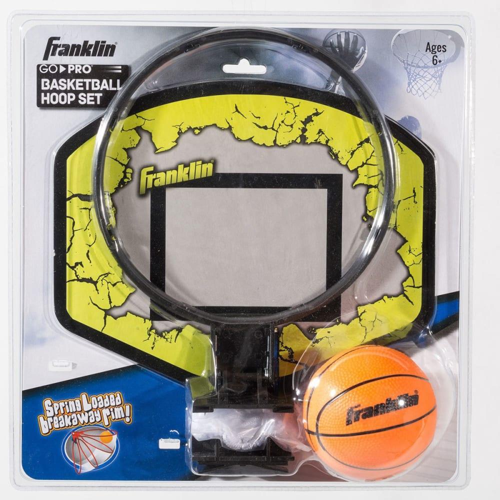 FRANKLIN Breakaway Basketball Hoop Set - NO COLOR