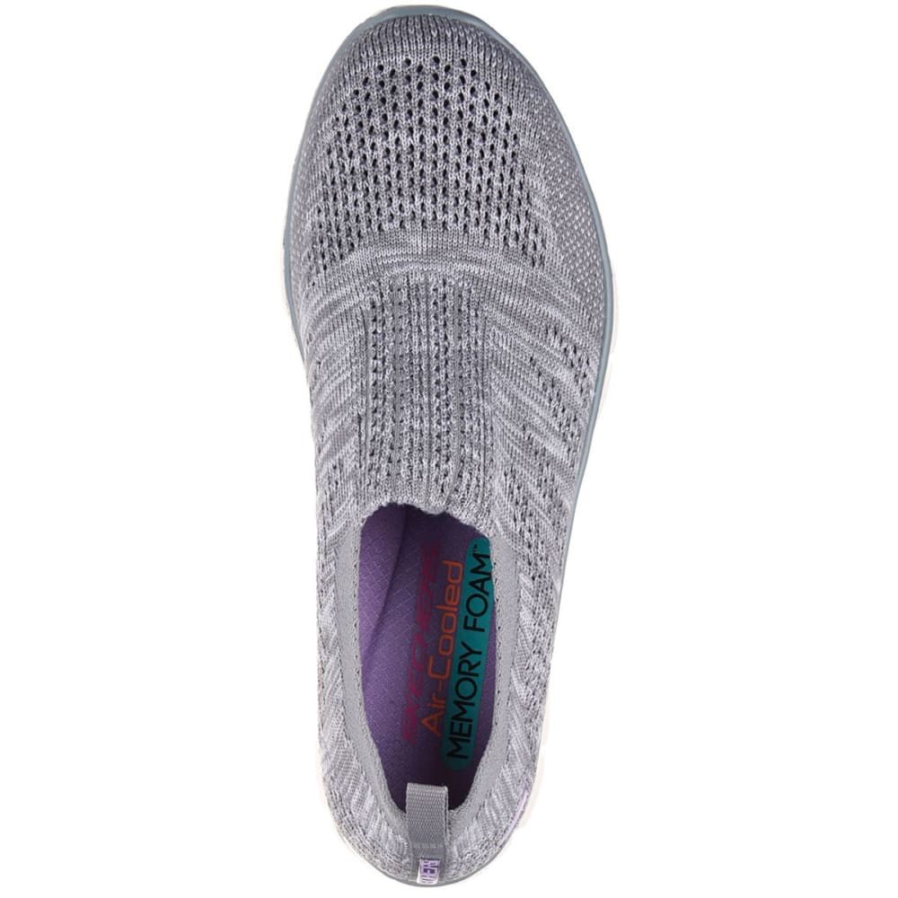 SKECHERS Women's Empire – Inside Look Shoes - GREY