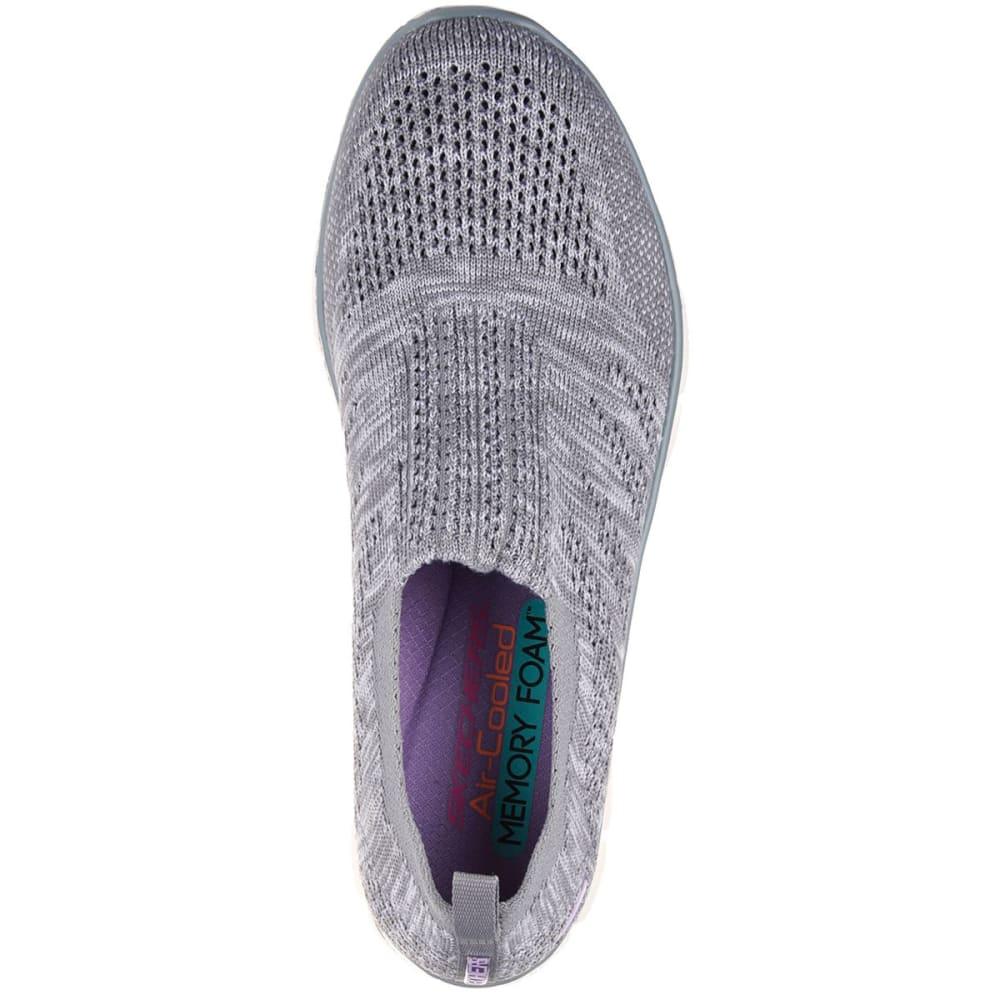 SKECHERS Women's Empire- Inside Look Shoes - GREY
