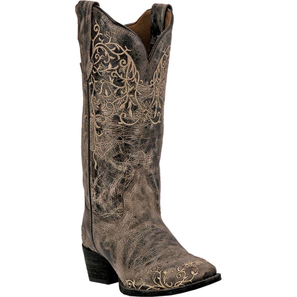 LAREDO Women's Jasmine Cowboy Boots, Taupe - TAUPE