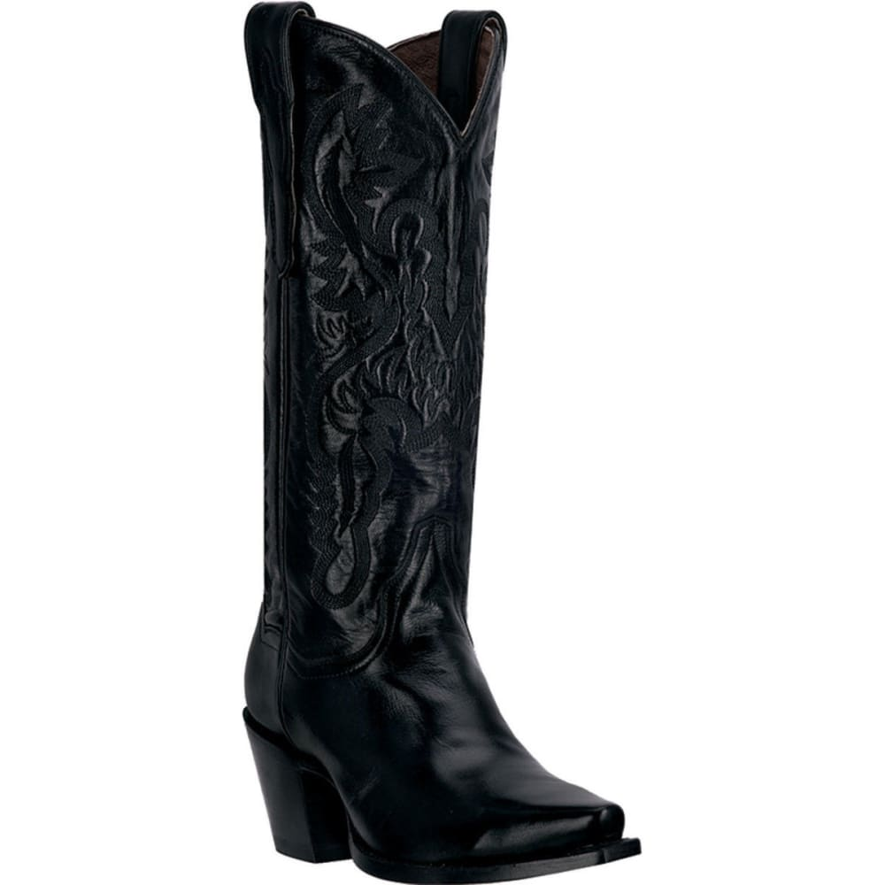 Dan Post Women's Maria Cowboy Boots, Black