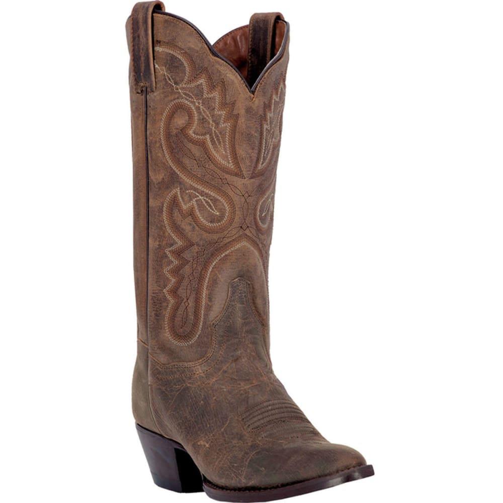 DAN POST Women's Marla Cowboy Boots, Bay Apache - BAY APACHE