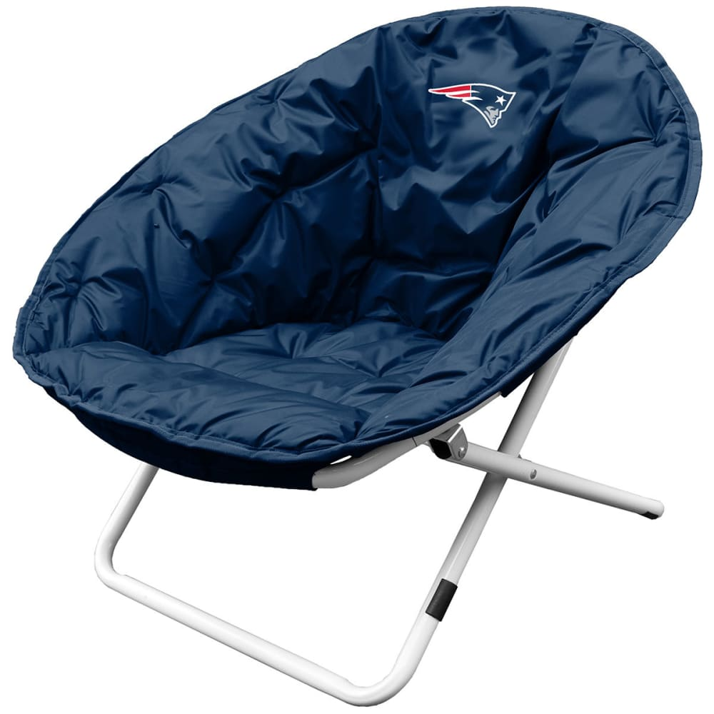 NEW ENGLAND PATRIOTS Foldable Sphere Chair - NAVY