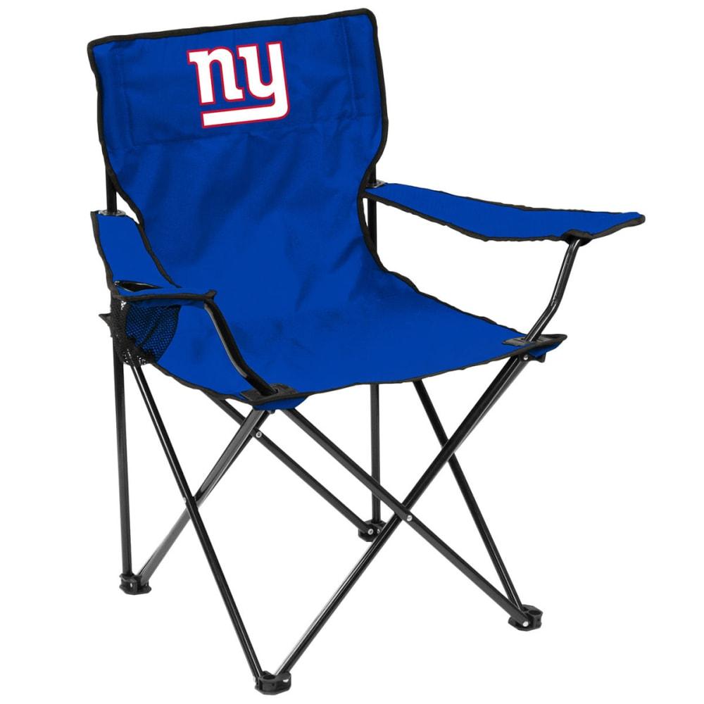 NEW YORK GIANTS Quad Chair - ROYAL BLUE