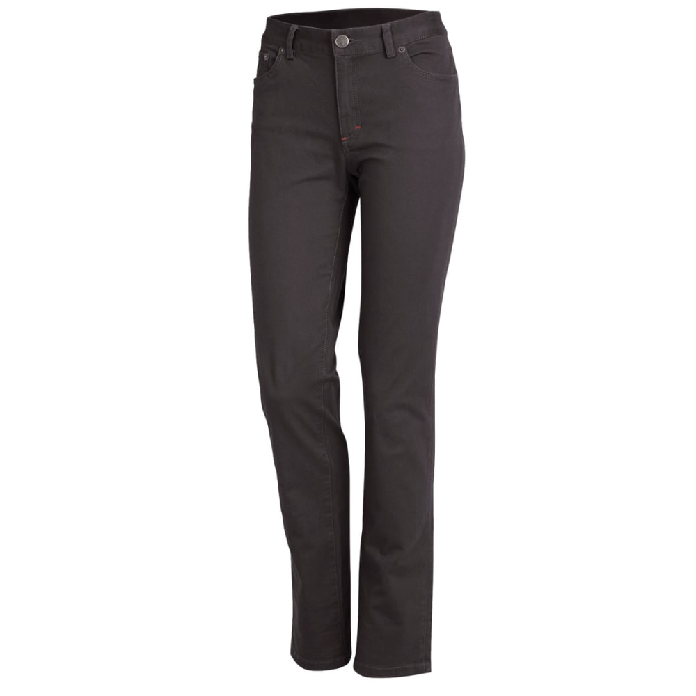 Ems(R) Women's Donna Stretch Twill Pants - Black, 0