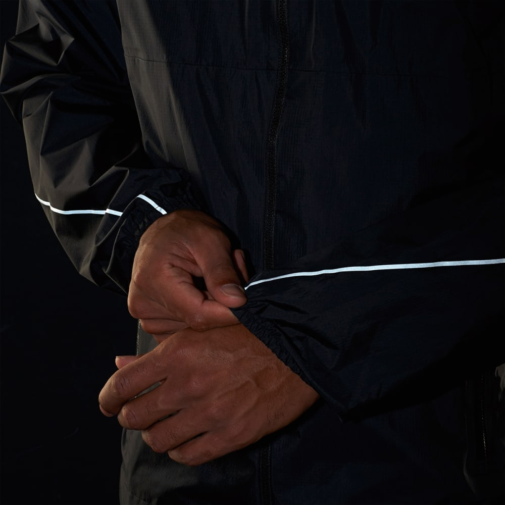 ADIDAS Men's Terrex FastPack 2.5L Jacket - BLACK