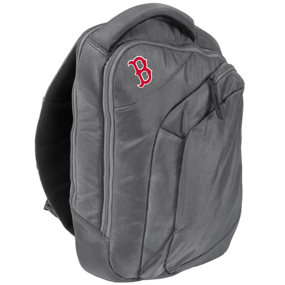 BOSTON RED SOX Game Changer Sling Backpack - GREY