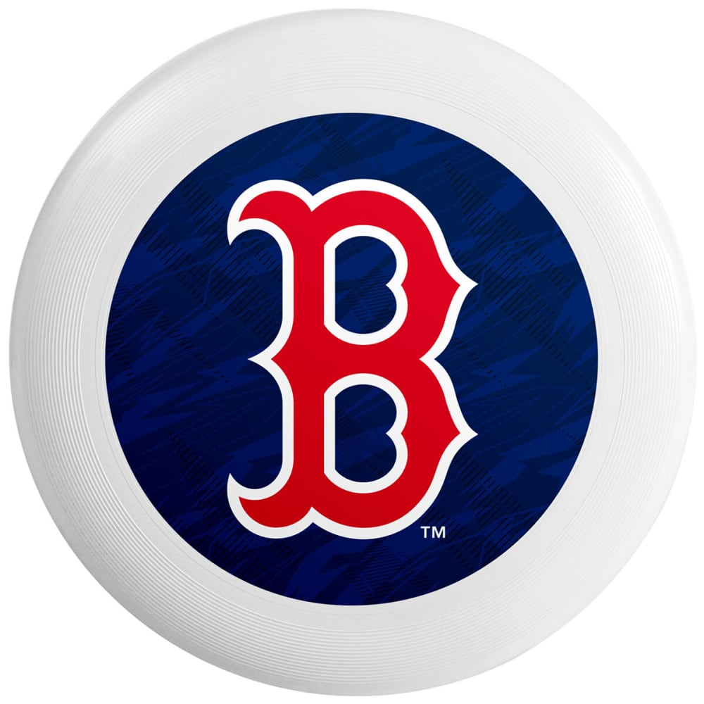 BOSTON RED SOX High-End Flying Disc - WHITE