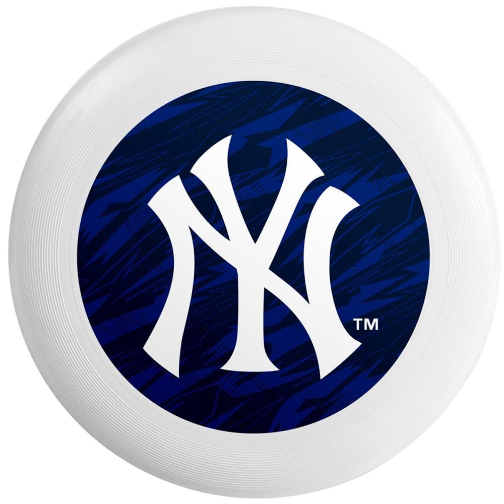 NEW YORK YANKEES High-End Flying Disc - WHITE