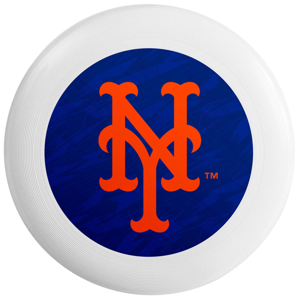 NEW YORK METS High-End Flying Disc - WHITE