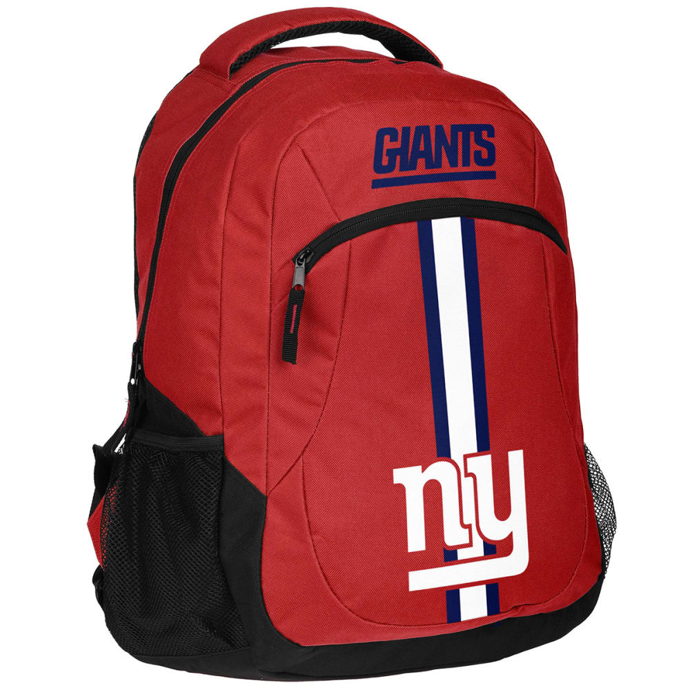 NEW YORK GIANTS Action Backpack - RED