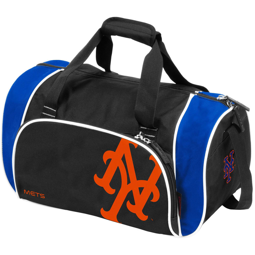 NEW YORK METS Locker Duffel - BLUE