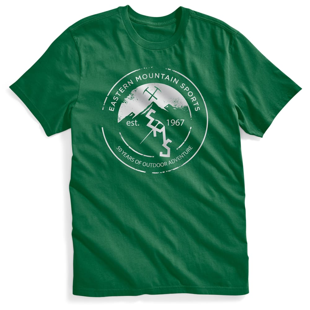Ems(R) Men's Est. 1967 Graphic Tee  - Green, S