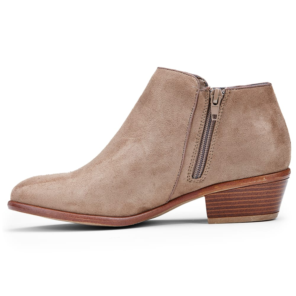 WILD DIVA Women's Manny-01 Ankle Boots - TAUPE