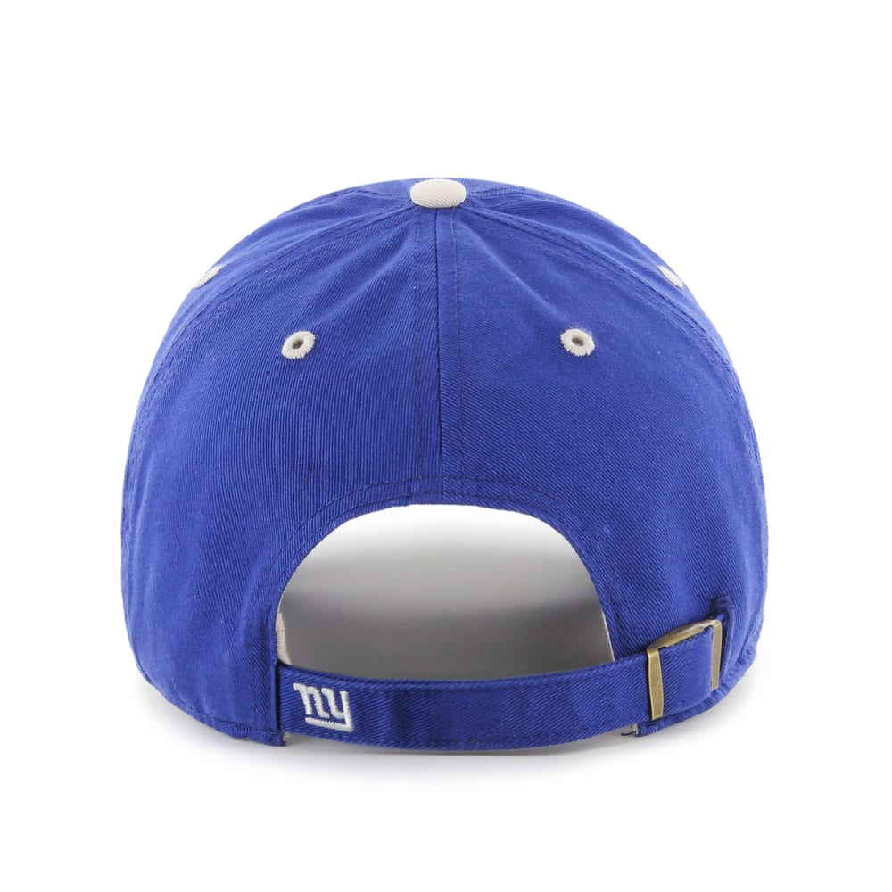 NEW YORK GIANTS Men's Royal Ice '47 Clean Up Cap - ROYAL BLUE