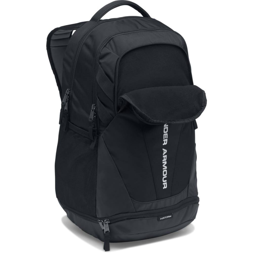 UNDER ARMOUR UA Hustle 3.0 Backpack - BLACK-001