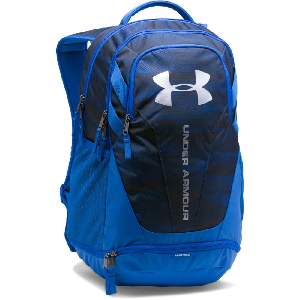UNDER ARMOUR UA Hustle 3.0 Backpack - ULTRA BLUE-907