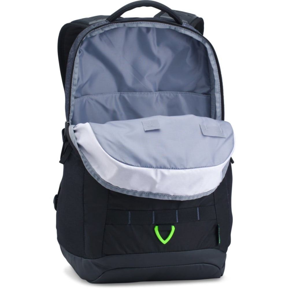 UNDER ARMOUR Big Logo 5.0 Backpack - STEALTH GRAY-008