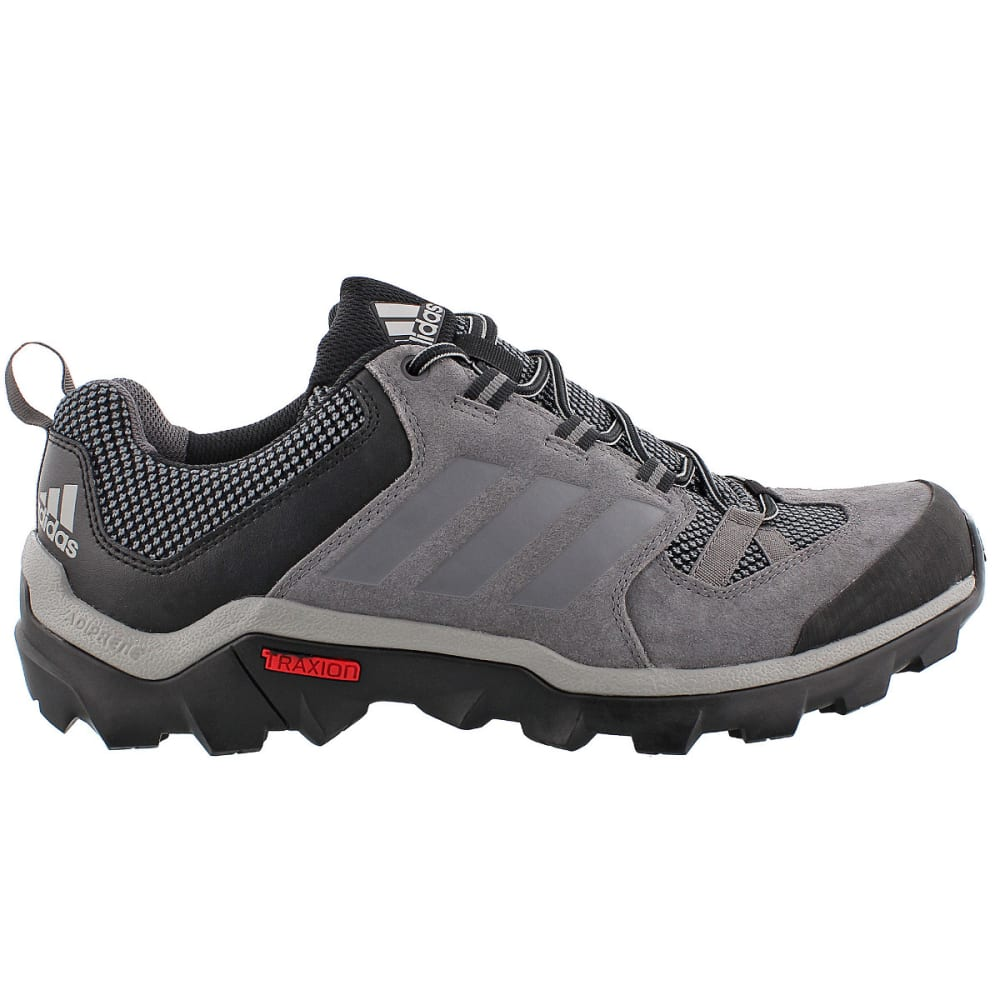 ADIDAS Men's Caprock Hiking Shoes, Grey 8