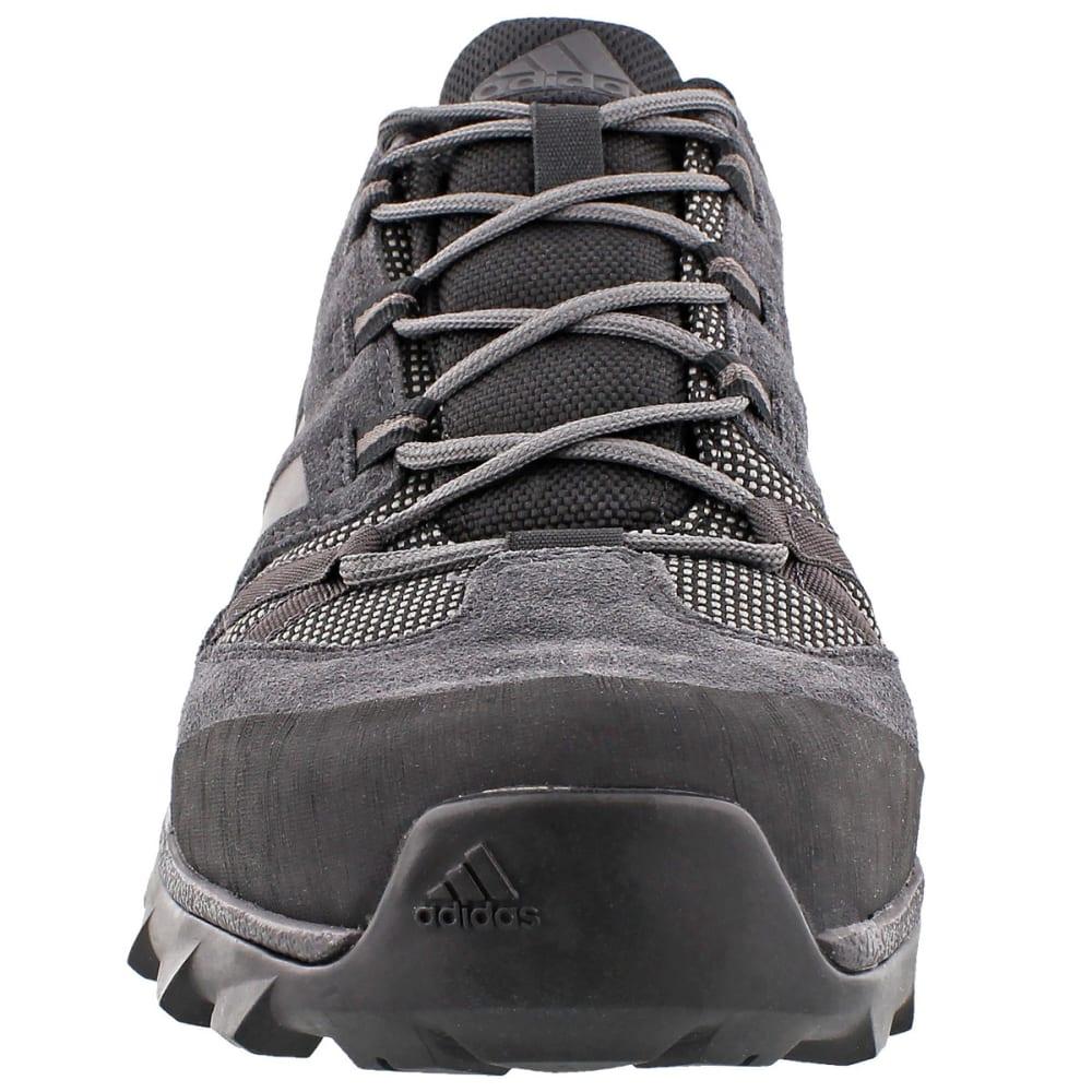 ADIDAS Men's Caprock GTX Hiking Shoes, Black/Grey - BLACK/UT BLACK/GRANI